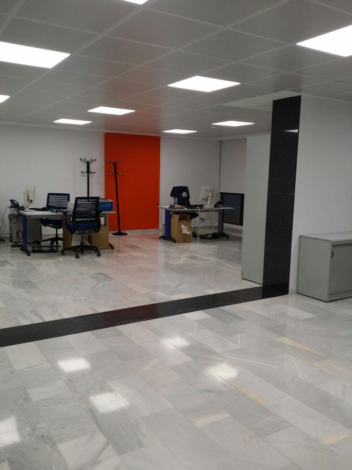Servicios de limpieza profesional de Murcia