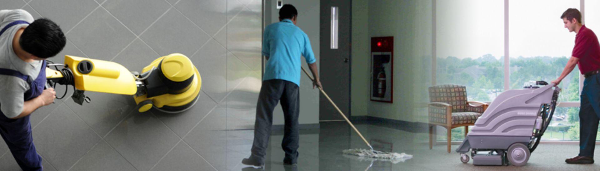 Servicios de limpieza y desinfección en Murcia